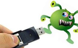 Hơn 75.000 máy tính tại Việt Nam nhiễm virus giả mạo file văn bản lây qua USB