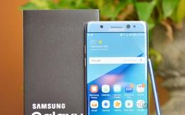 Chưa có thông tin về việc bán Samsung Galaxy Note 7 tân trang tại Việt Nam