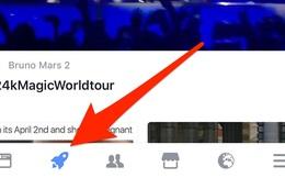 Biểu tượng hình tên lửa bí ẩn trên ứng dụng Facebook có ý nghĩa gì?