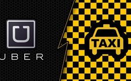 """Uber bị cấm mọi hoạt động tại Italy vì lý do """"cạnh tranh không lành mạnh"""" với các hãng taxi truyền thống"""
