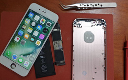 Tự chế iPhone bằng các linh kiện mua tại Trung Quốc