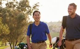 Khi nào nên bàn chuyện kinh doanh trên sân golf?
