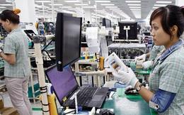Tháng 4, ngành sản xuất tiếp tục khởi sắc nhờ xuất khẩu
