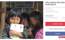 Startup không giống ai của chàng trai 9x: Xây dựng hòm quyên góp online, mỗi lần mua sắm là khách hàng có thêm một cơ hội để làm từ thiện!