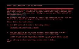 Hãy làm theo các bước hướng dẫn này để bảo vệ máy tính của bạn khỏi Ransomware nguy hiểm Petya