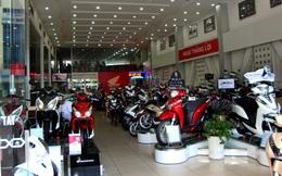 Hơn 1,5 triệu xe máy bán ra ở Việt Nam nửa đầu năm 2017