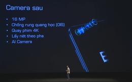 AI Camera lần đầu tiên xuất hiện trên Bphone 2017 có thể làm được những gì?