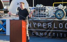 Elon Musk chia sẻ video thử nghiệm Hyperloop trong đường hầm với vận tốc 324 km/h
