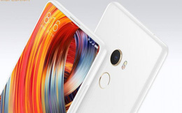 Xiaomi trình làng smartphone không viền màn hình Mi MIX 2, viền camera mạ vàng 18K, có phiên bản đặc biệt với thân máy hoàn toàn bằng gốm