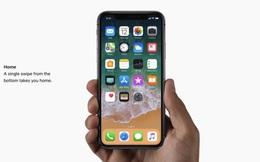 iPhone X sao chép tính năng của BlackBerry 10 cách đây 4 năm?