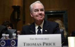 Bộ trưởng Y tế Mỹ từ chức vì bê bối thuê máy bay đi công tác