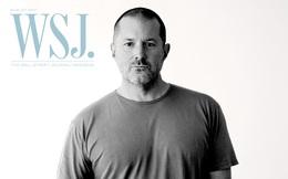 """Giám đốc thiết kế Jony Ive trả lời phỏng vấn: """"Tôi thích Steve Jobs vì ông ấy muốn tạo ra những sản phẩm tốt nhất mà không quan tâm đến tiền"""""""