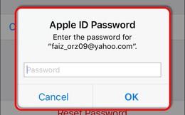 Cách thức đánh cắp mật khẩu Apple ID mới hoạt động như thế nào và biện pháp phòng tránh