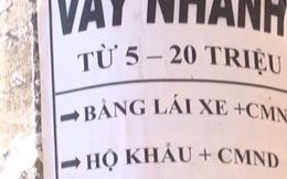 """Người dân Ninh Thuận """"sập bẫy"""" tội phạm cho vay lừa đảo"""