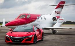 Trải nghiệm bộ đôi ô tô - máy bay thể hiện tham vọng của ông lớn Honda trong lĩnh vực vận chuyển cá nhân cao cấp