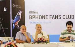 Chê Samsung làm phần mềm kém, CEO Nguyễn Tử Quảng lại nói Apple làm phần cứng còn tệ hơn, iPhone 8 kém Bphone 2017