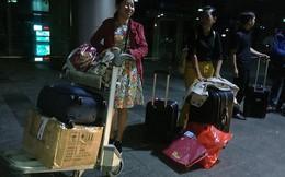 Hành khách bức xúc vì sân bay Cần Thơ không cho taxi vào rước khách