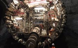 Nói là làm, Elon Musk khoe ảnh vừa đào một đường hầm khổng lồ bên dưới Los Angeles chống tắc đường