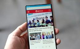 Điện thoại không viền: Xu hướng mới năm 2017