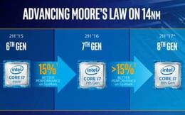 Sắp đến một ngày mà Intel không sống nhờ chip xử lý máy tính