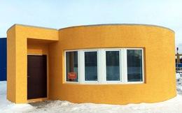 Chỉ tốn 10.000 USD và 24 giờ để xây được nhà, tuổi thọ lên tới 175 năm