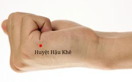 Gõ các huyệt bằng bàn tay: Bài tập đơn giản, hiệu quả lâu dài