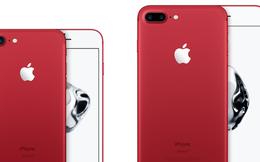 iPhone 7 màu đỏ gây sốt Facebook sẽ về Việt Nam trong tháng 4, giá từ 21 triệu đồng