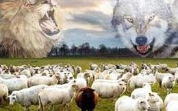 """Nếu là bầy cừu, bạn chọn sói hay sư tử: Câu trả lời sẽ cho biết bạn sẽ lên lãnh đạo hay suốt đời làm nhân viên """"quèn"""""""