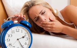 Ngủ nhiều mà vẫn mệt, đi làm không tỉnh táo... đây là cách để bạn vượt qua