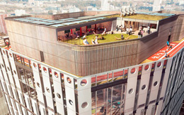 Ghé thăm văn phòng mới của Adobe để biết tại sao ai cũng muốn làm việc ở đây