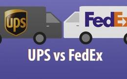 """FedEx và UPS - Hai kẻ thù truyền kiếp cùng viết """"tâm thư"""" gửi đến chính quyền Donald Trump"""