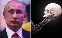 Tổng thống Nga Putin: Ai dẫn đầu trong lĩnh vực này sẽ thống trị cả thế giới!