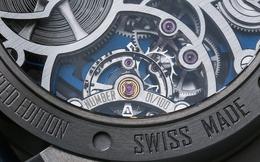 """Câu chuyện chiếc đồng hồ Thụy Sĩ: Muốn có mác """"Swiss Made"""", cần nhiều hơn một """"đường cắt không lộ chỉ"""""""