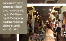 """Người Việt ở nước ngoài nói về """"lụa Tàu"""" Khaisilk: Niềm tin và sự tự hào về một thương hiệu lụa do người Việt làm ra đã sụp đổ sau một đêm"""