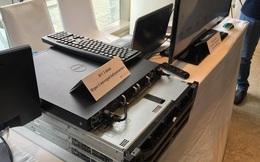Giải pháp Private Cloud dùng nền tảng VxRail trên thiết bị Dell EMC