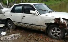 Sốc ô tô cũ chính hãng giá 'không tưởng' 10 triệu đồng/chiếc ở chợ Việt