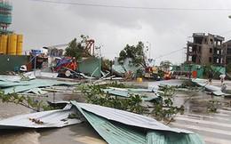 Hậu quả sau khi bão Con Voi tàn phá Nam Trung Bộ: Hàng chục người chết và mất tích, hàng ngàn ngôi nhà bị tốc mái