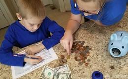 Muốn con cái giàu có sau này, hãy dạy chúng về tiền từ khi còn nhỏ