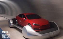 Elon Musk đào hầm xuyên Los Angles chỉ để... đi làm cho đỡ tắc đường