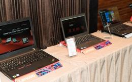 Lenovo ra mắt 4 dòng laptop ThinkPad cho năm 2017 tại thị trường Việt Nam, giá từ 27 triệu đồng