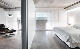 Đây chính là kiểu sàn nhà vô cùng giản dị nhưng lại đánh cắp trái tim biết bao người