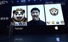 """Trung Quốc đã kịp """"sao chép"""" Face ID trên iPhone X: Chi tiết hơn gấp 10 lần, nhận được cả thè lưỡi"""