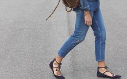 Đã mặc quần jeans mà kết hợp cùng 6 món đồ này thì đảm bảo đẹp chẳng cần lý do!