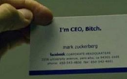 """Trước khi trở thành tỷ phú đô-la, các CEO công nghệ từng dùng loạt danh thiếp """"rách nát"""" thế này đây!"""