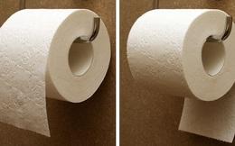 Chỉ cần nhìn cách dùng giấy vệ sinh, các nhà tâm lý học cũng biết được bạn có tố chất làm lãnh đạo hay không?