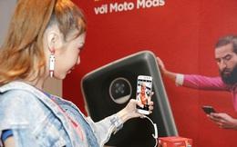 Motorola ra mắt bộ tứ sản phẩm tầm trung ở Việt Nam