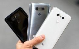 """Ra mắt smartphone G6, LG vừa có một cú """"lột xác"""" ngoạn mục nhất từ trước tới nay?"""