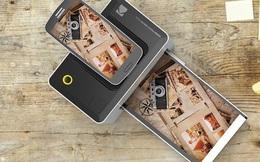Chiếc máy in mini này có thể chuyển những bức ảnh trên instagram của bạn thành ảnh thật chỉ trong vòng có 2 phút