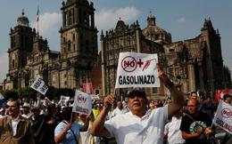 Bạo loạn vì xăng tăng giá mạnh ở Mexico