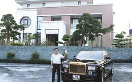 Kiếm 2 triệu USD mỗi năm nhờ nghề mạ vàng cho đại gia